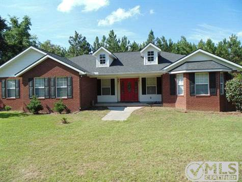 Casa en venta en/de 1354 NE Almond Avenue, MADISON COUNTY, Florida ,32340  , EUA