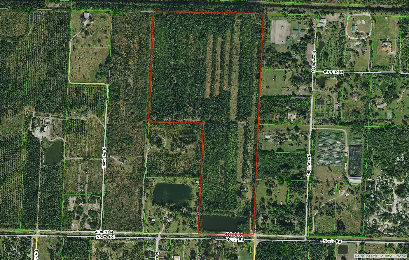 Tierras/terrenos en venta en/de 14563 North Road, Loxahatchee Groves, Florida ,33470  , EUA