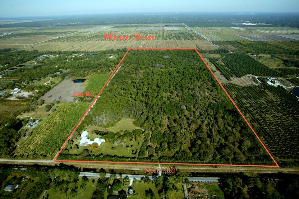 Casa unifamiliar en venta en/de 15381 North Road, Loxahatchee, Florida ,33470  , EUA