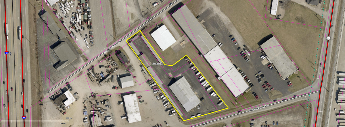 planta industrial en venta en/de 1777 Progress Way, Clarksville, Indiana   , EUA