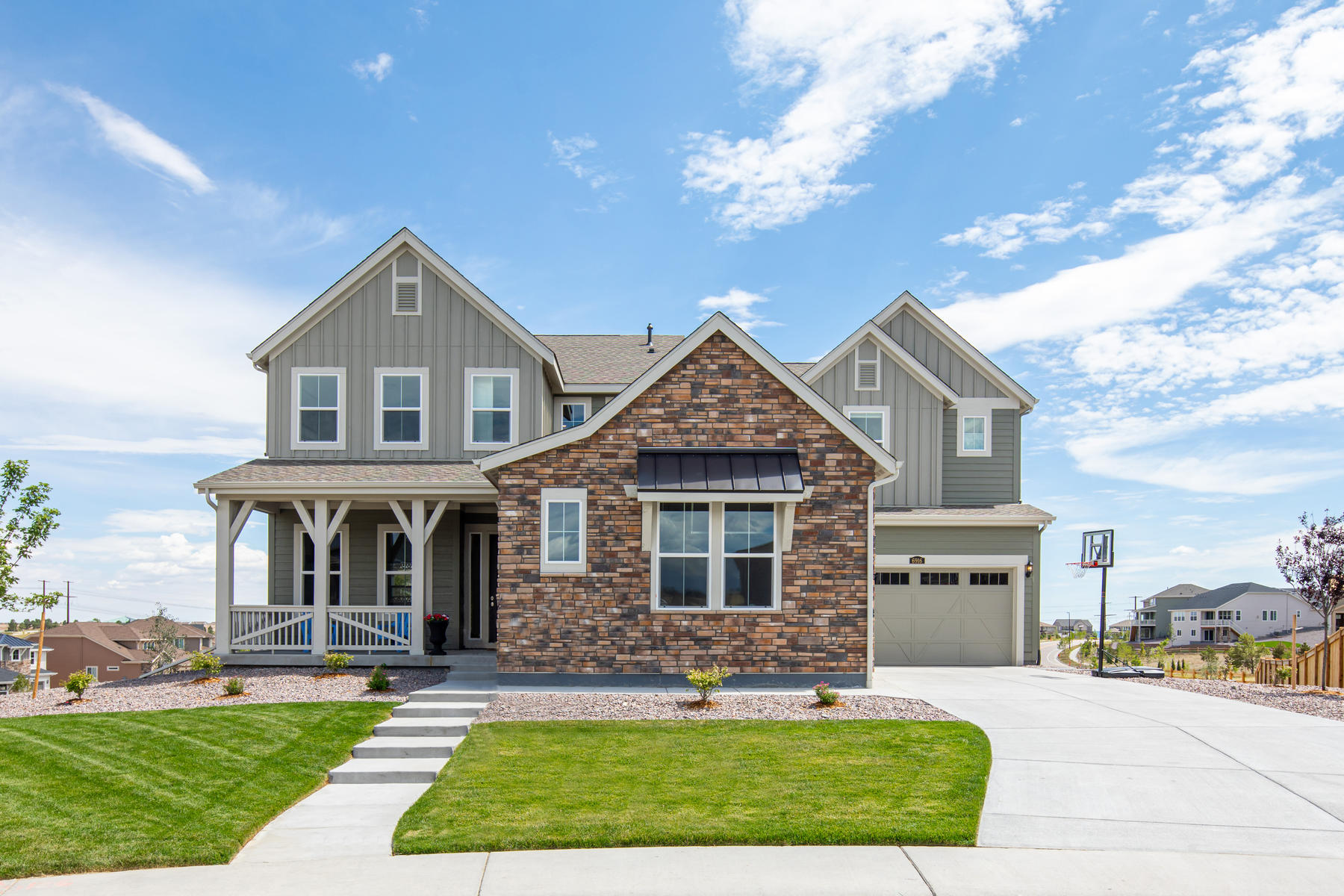 Casa unifamiliar en venta en/de 6916 Murphy Creek Lane, Castle Pines, Colorado ,80108  , EUA