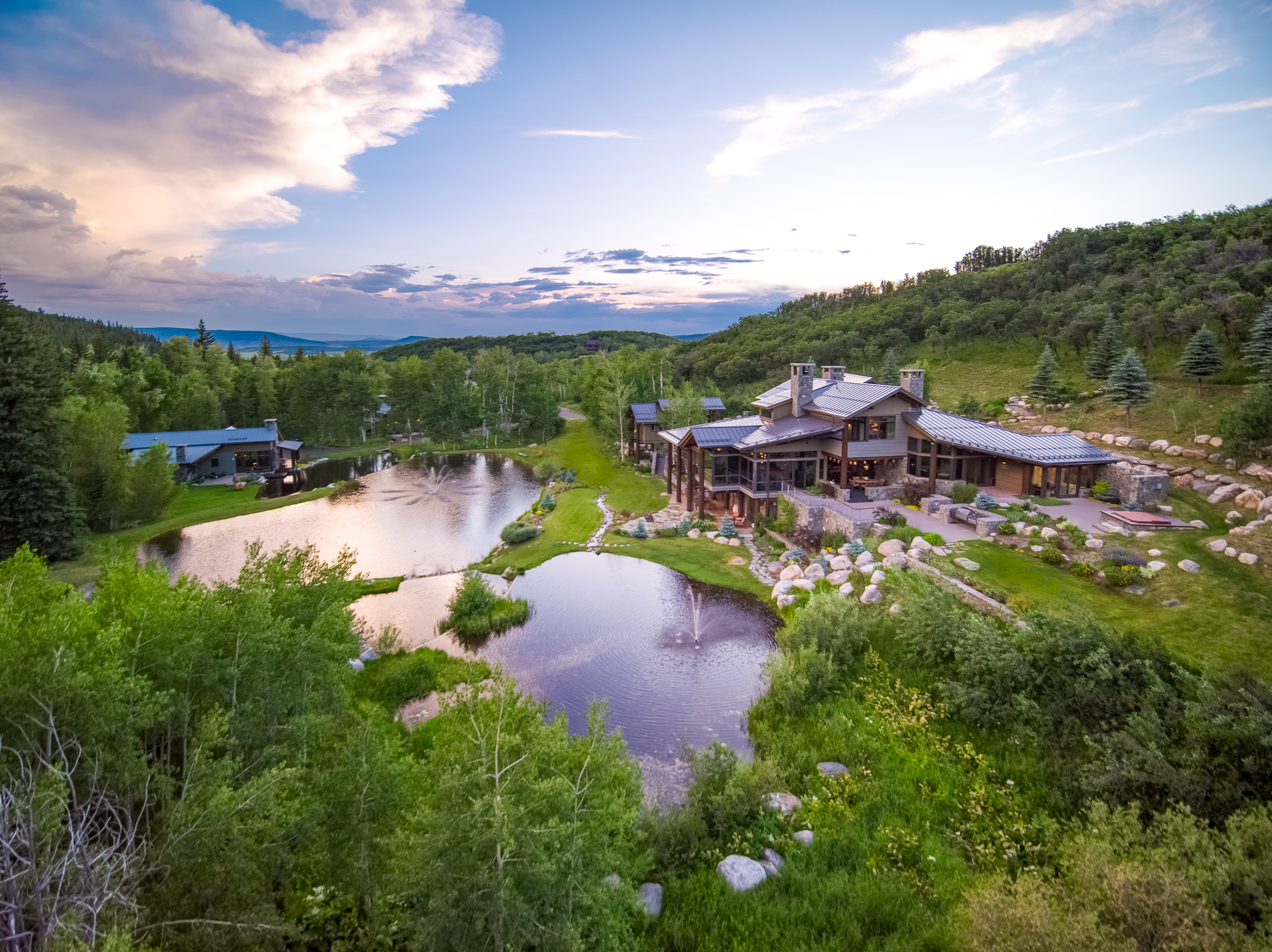 Casa unifamiliar en venta en/de 33700 Rushing Water Lane, Steamboat Springs, Colorado ,80487  , EUA