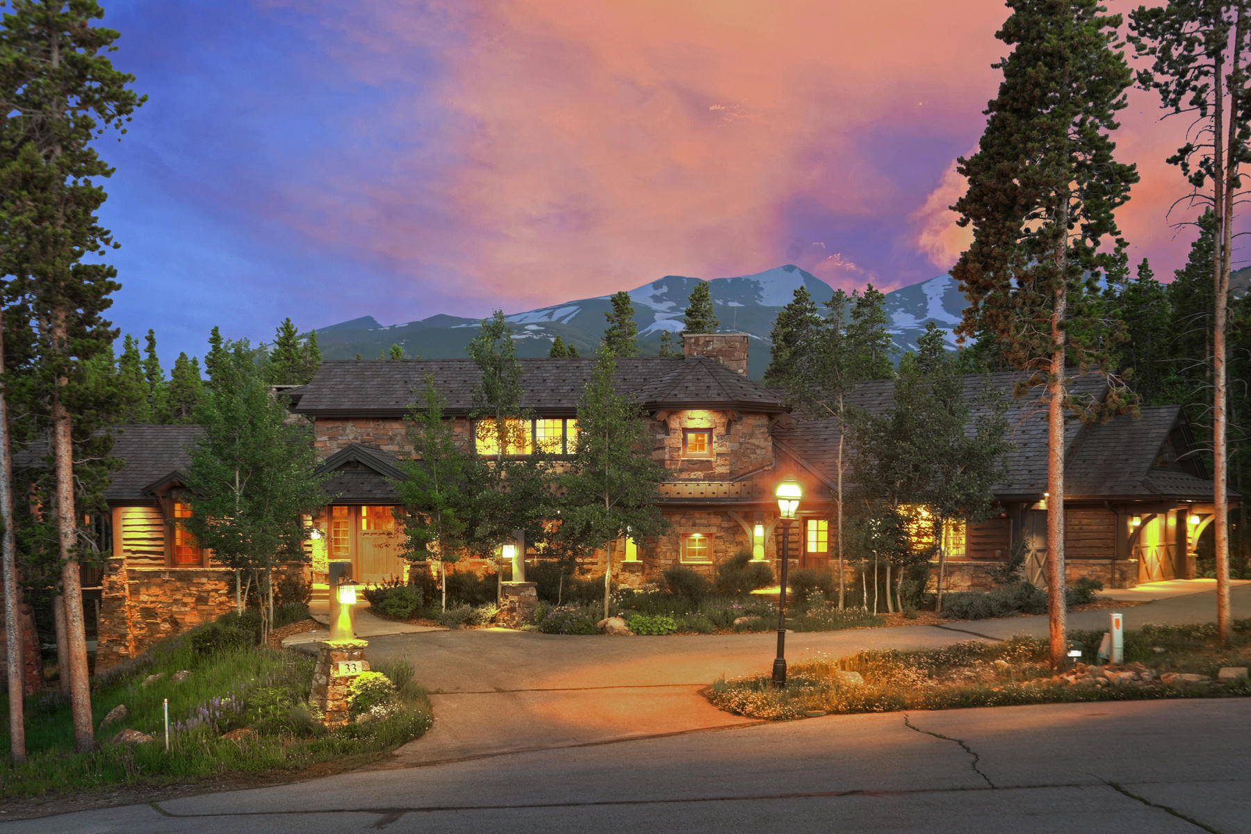 Casa unifamiliar en venta en/de 33 Iron Mask Road, Breckenridge, Colorado ,80424  , EUA