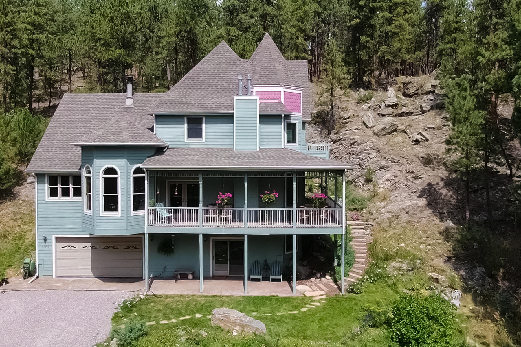 Casa unifamiliar en venta en/de 29606 Larkspur, Evergreen, Colorado ,80439  , EUA