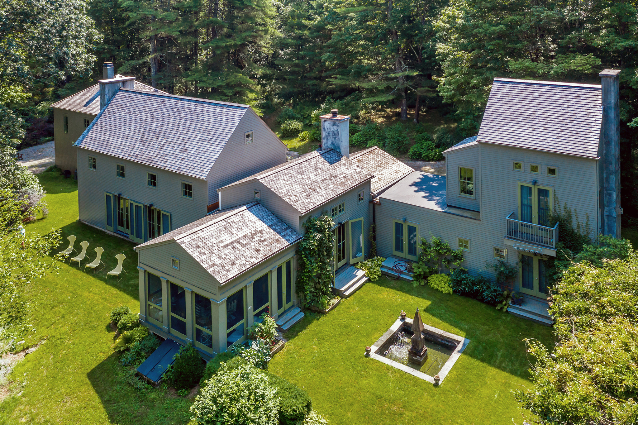 Casa unifamiliar en venta en/de 146 Kent Road South, Cornwall, Connecticut ,06754  , EUA