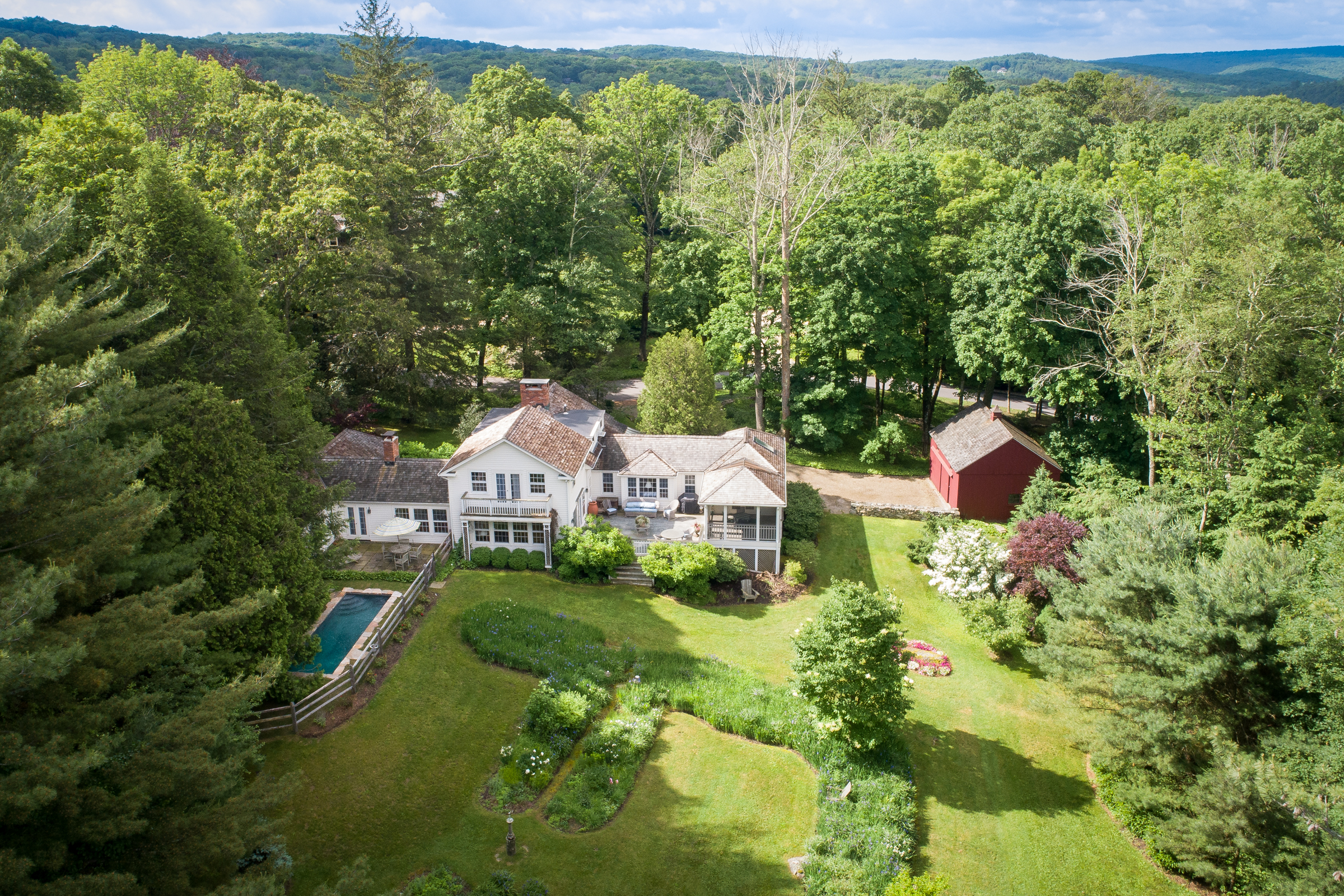 Casa unifamiliar en venta en/de 56 Ferry Bridge Road, Washington, Connecticut ,06793  , EUA