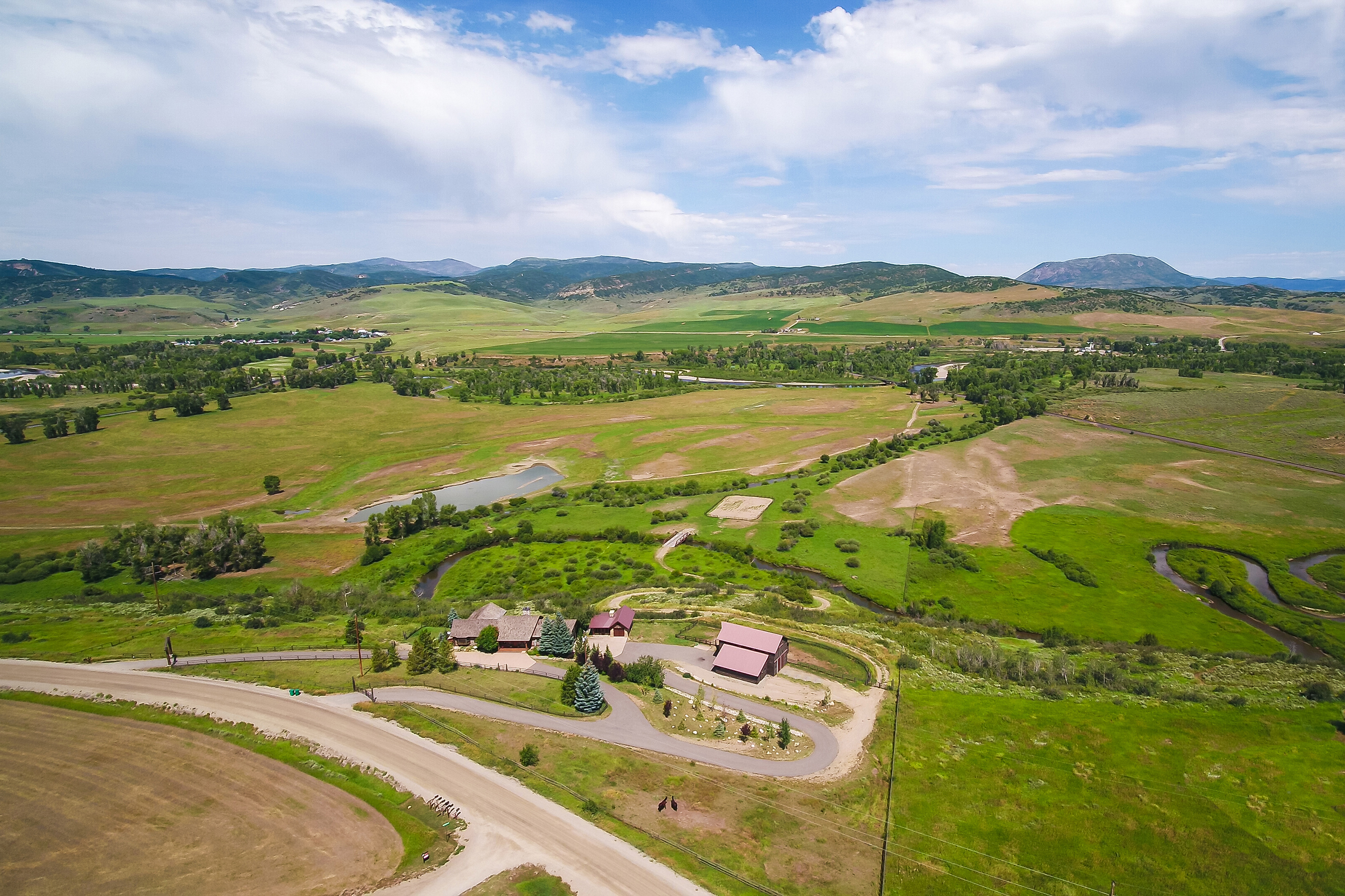 Casa unifamiliar en venta en/de 38100 County Road 179, Steamboat Springs, Colorado ,80487  , EUA
