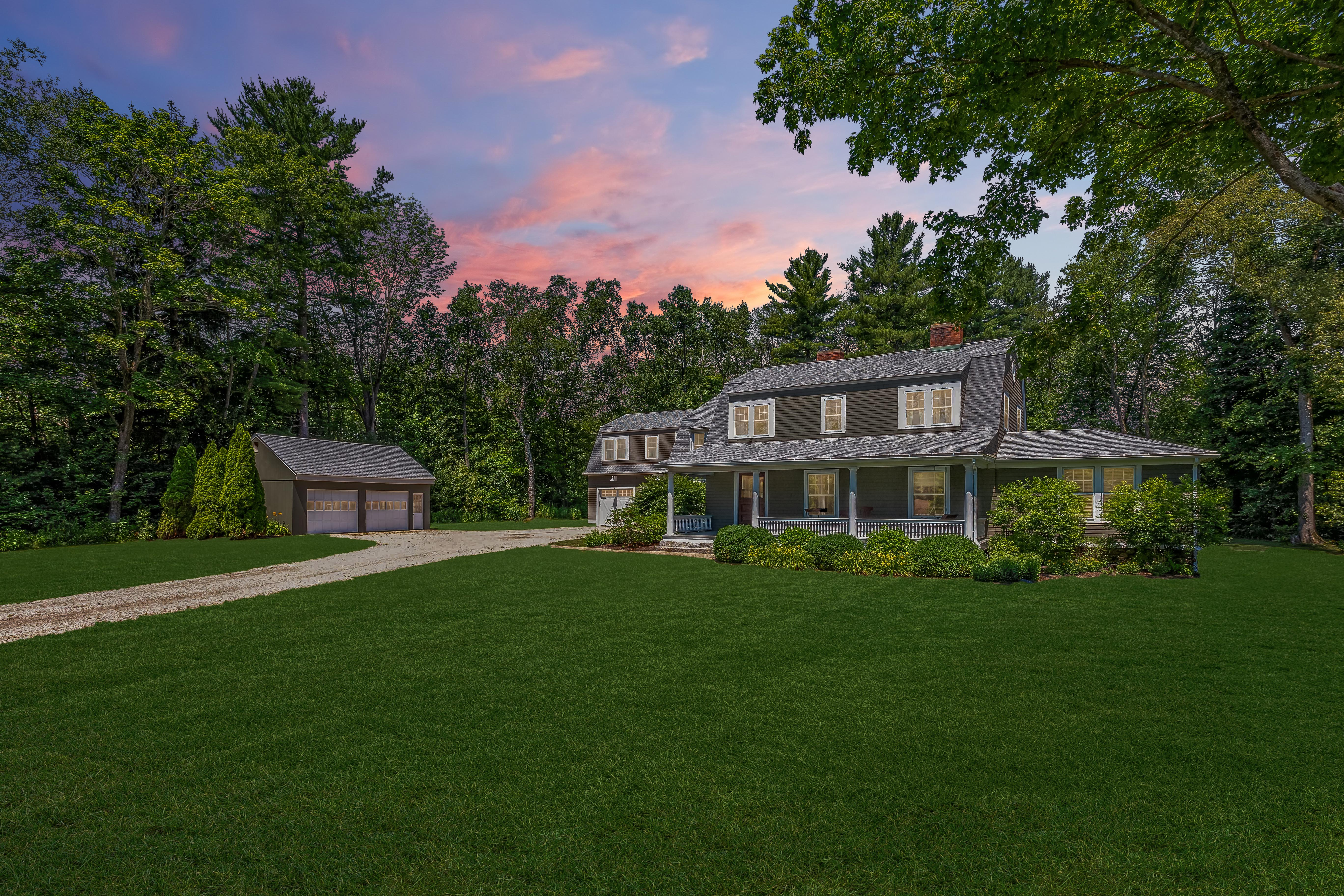 Casa unifamiliar en venta en/de 66 Tallmadge Lane, Litchfield, Connecticut ,06759  , EUA