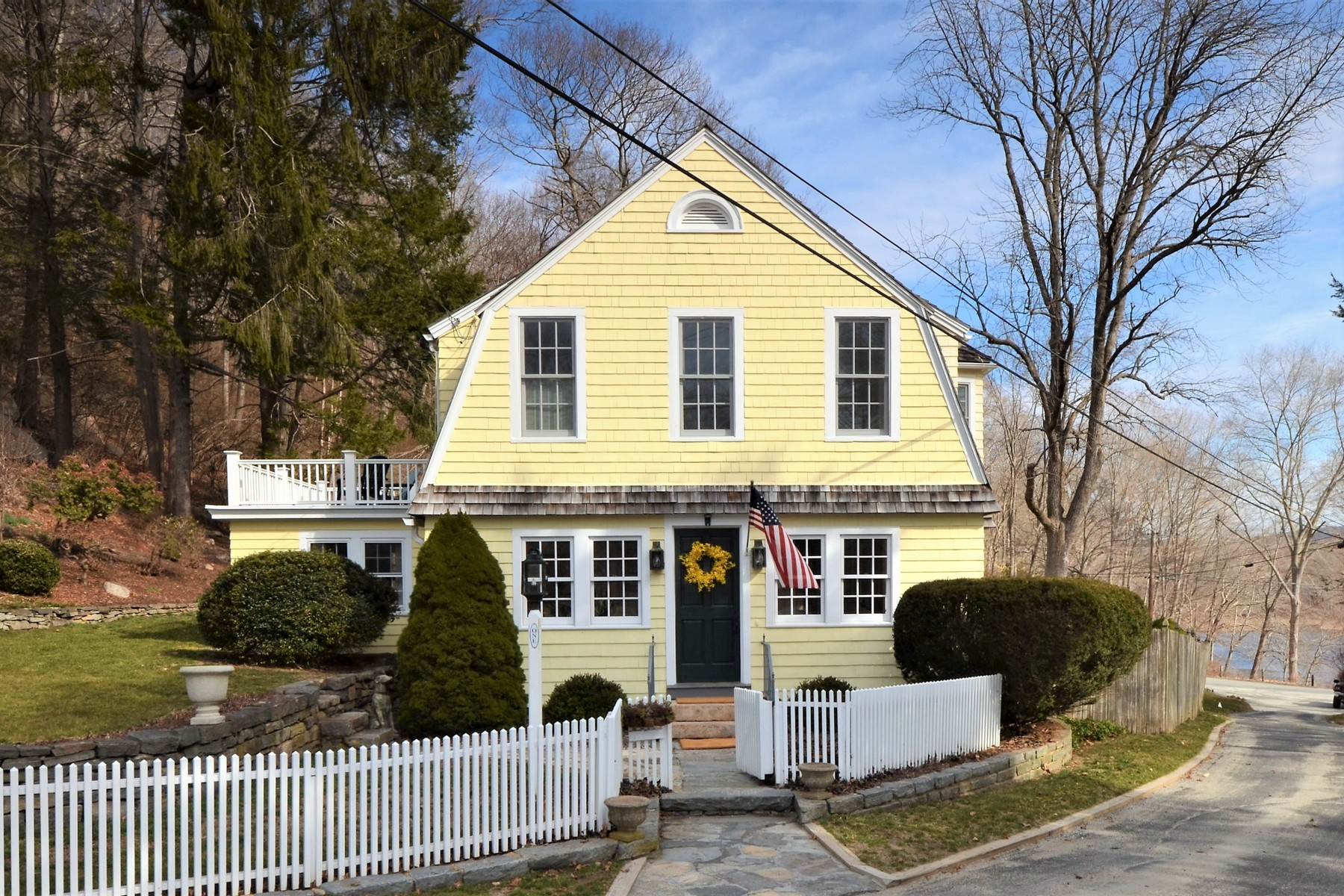 Casa unifamiliar en venta en/de 1 Honey Hill Lane, Lyme, Connecticut ,06371  , EUA