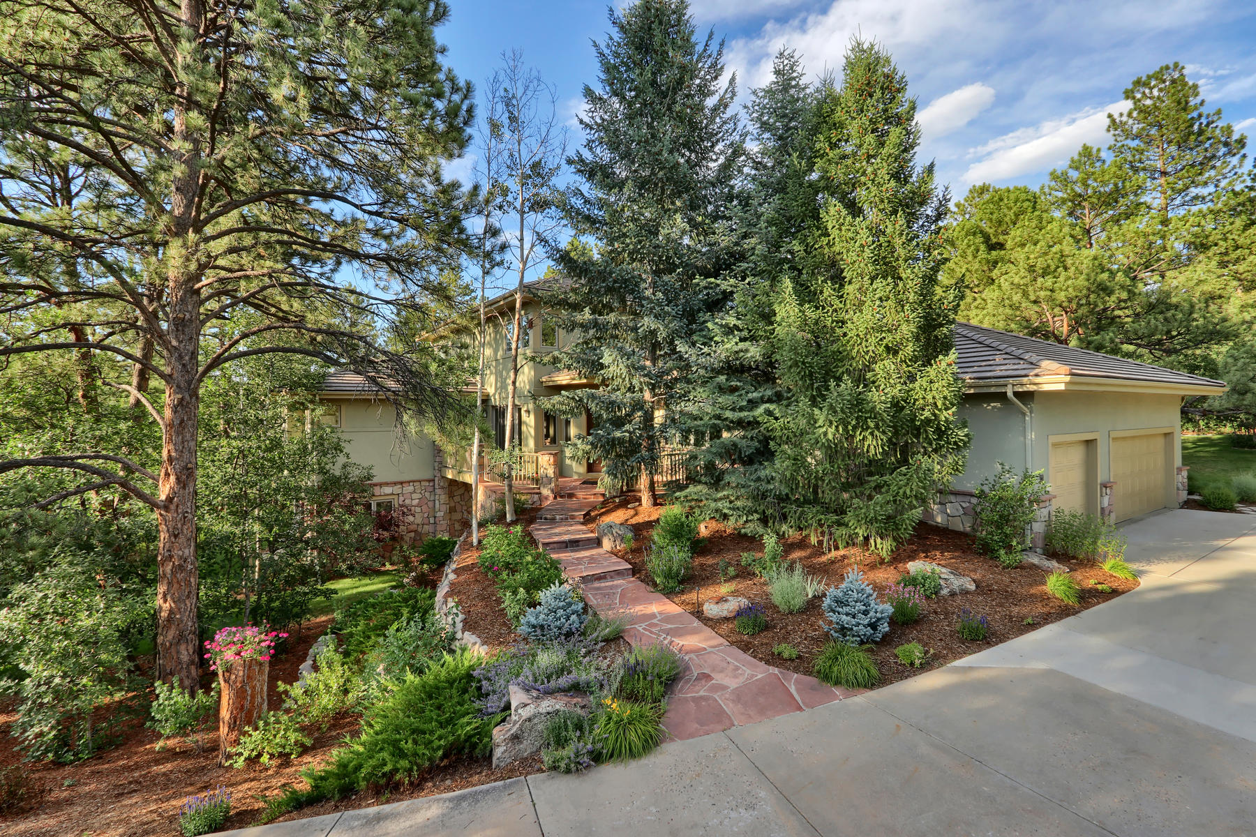Casa unifamiliar en venta en/de 394 Castle Pines Dr, Castle Rock, Colorado ,80108  , EUA