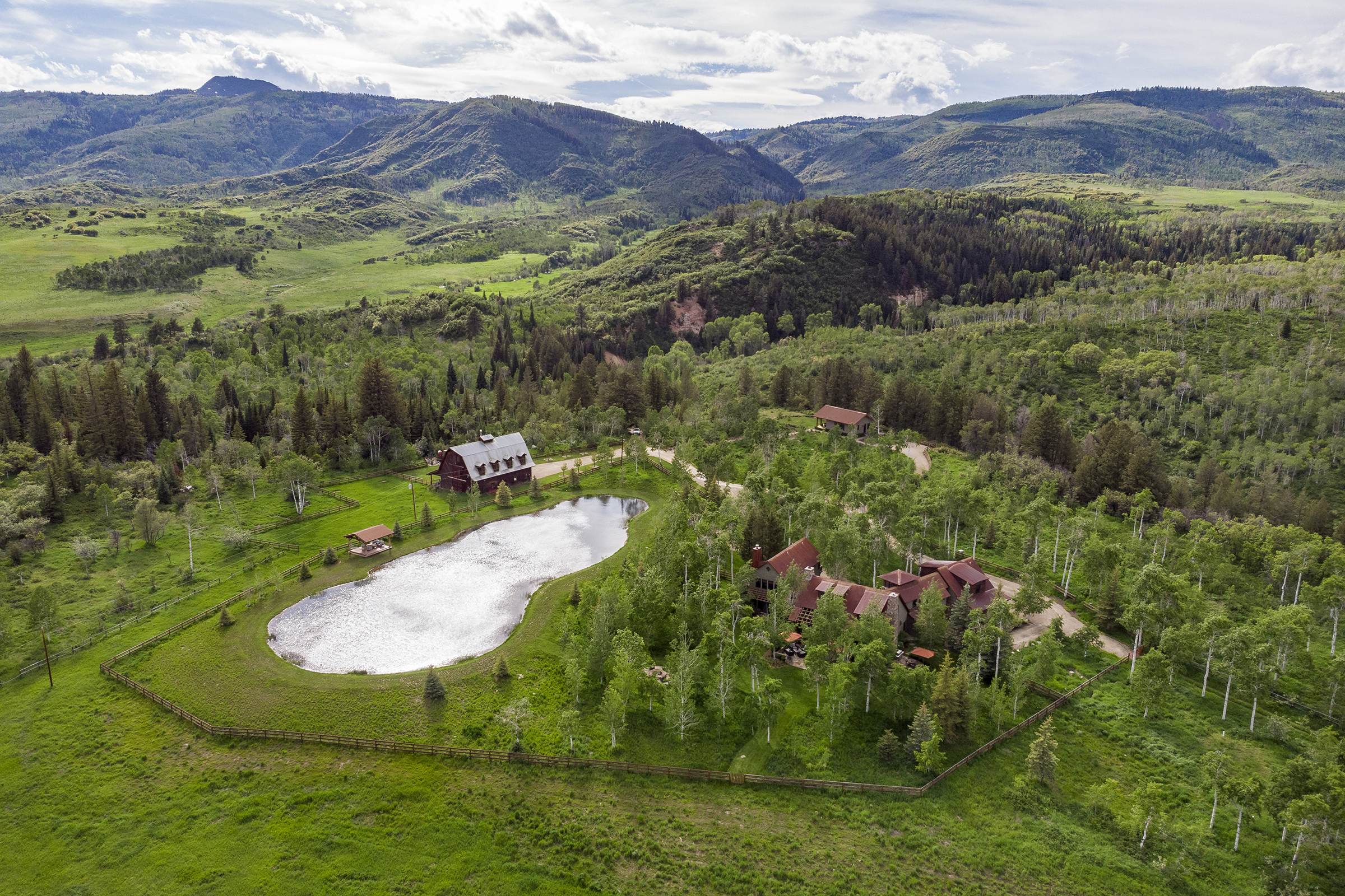 Casa unifamiliar en venta en/de 50430 COUNTY ROAD 56A, Steamboat Springs, Colorado ,80487  , EUA