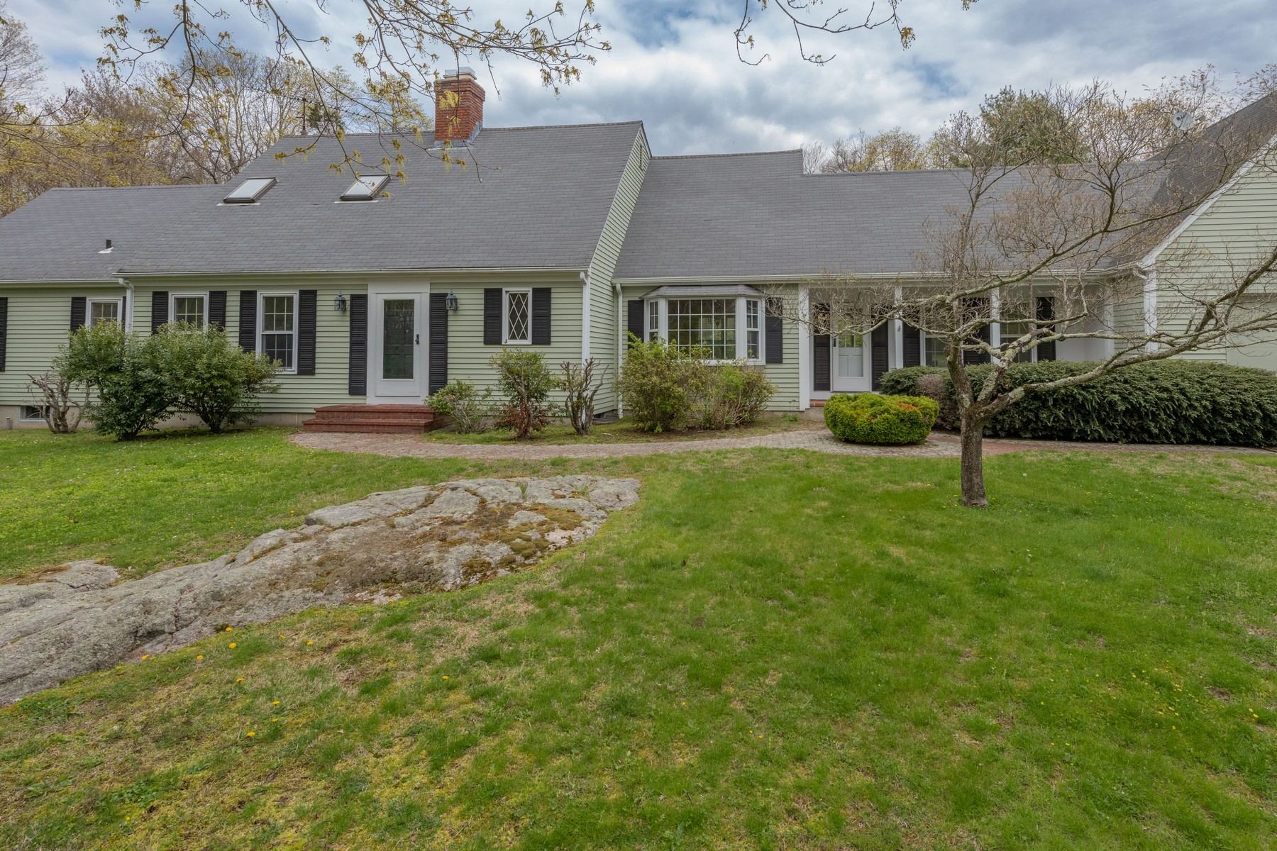 Casa unifamiliar en venta en/de 34-1 Johnny Cake Hill Road, Old Lyme, Connecticut ,06371  , EUA