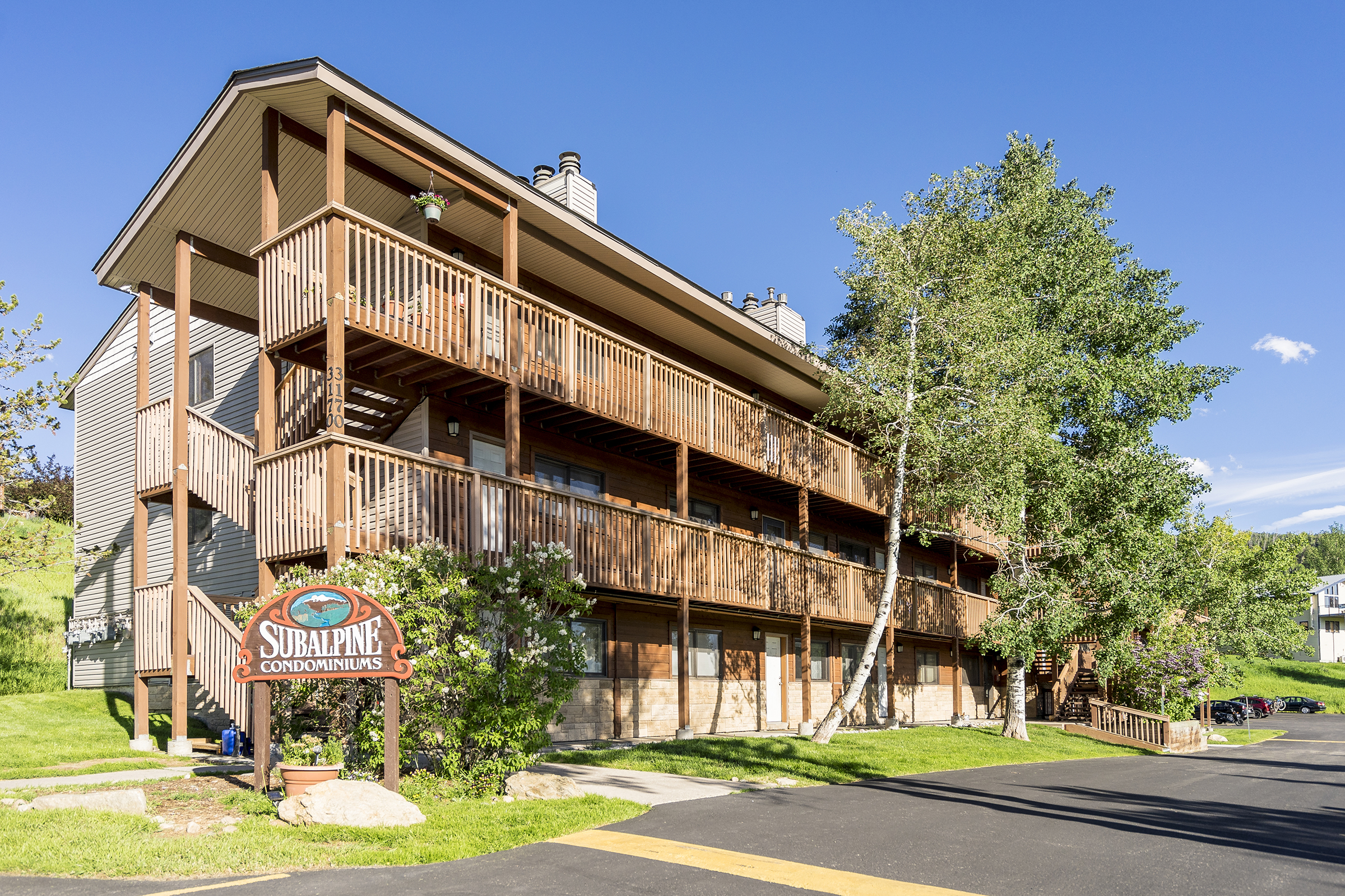 Casa unifamiliar en venta en/de 3170 Columbine Dr. #33, Steamboat Springs, Colorado ,80487  , EUA
