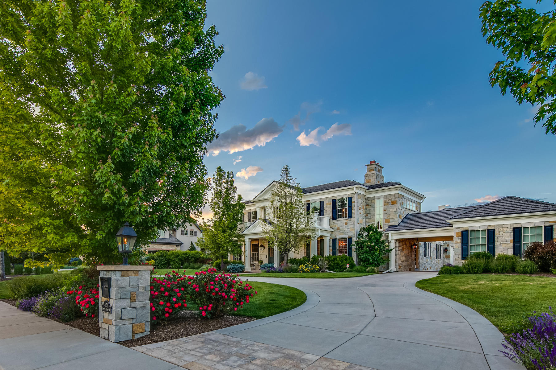 Casa unifamiliar en venta en/de 4851 Preserve Parkway North, Greenwood Village, Colorado ,80121  , EUA