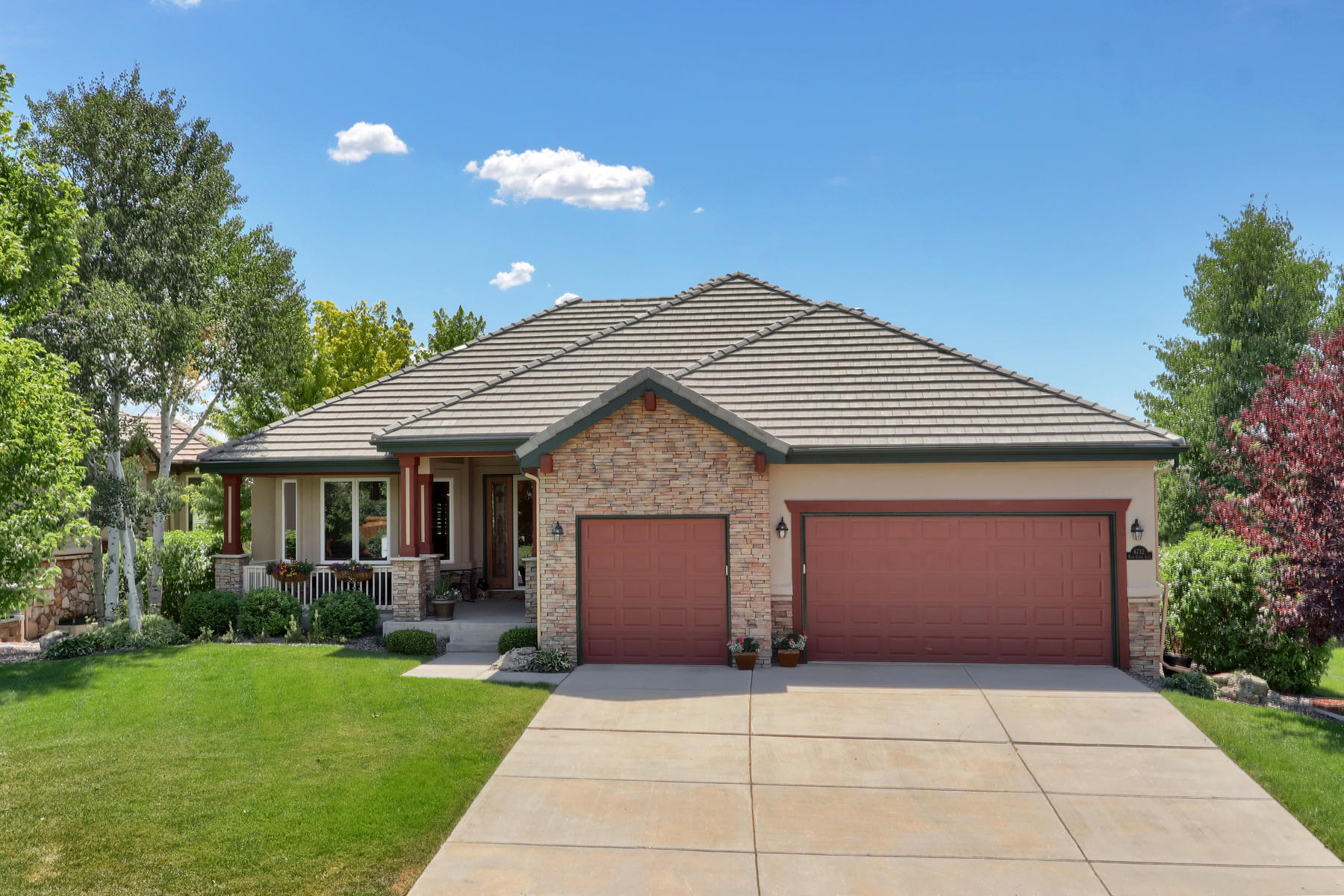 Casa unifamiliar en venta en/de 6732 Vista Lodge Loop, Castle Pines, Colorado ,80108  , EUA