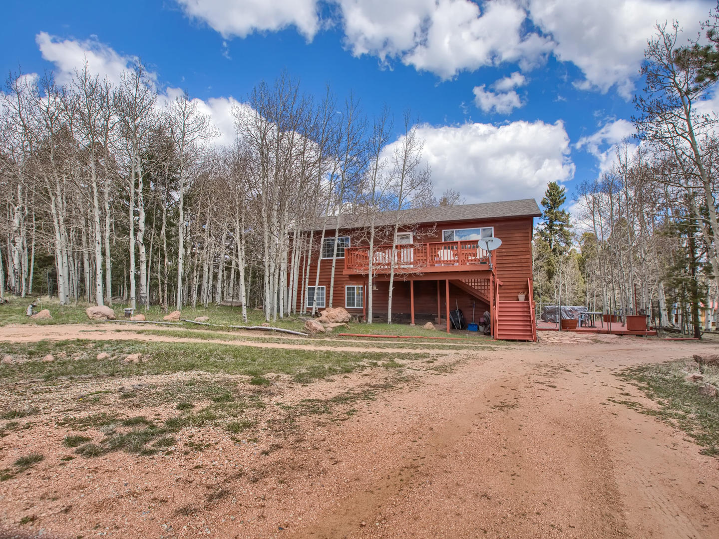 Casa unifamiliar en venta en/de 946 Jolly Rogue Dr., Divide, Colorado ,80814  , EUA