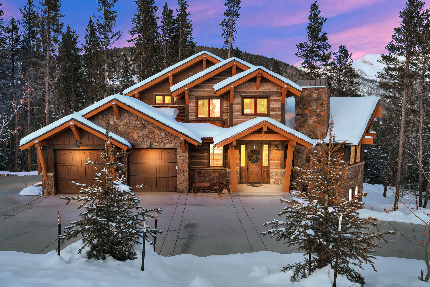 Casa unifamiliar en venta en/de 903 Beeler Place, Copper Mountain, Colorado ,80443  , EUA