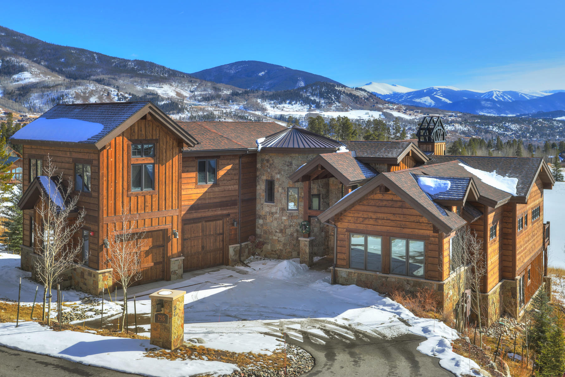 Casa unifamiliar en venta en/de 755 Golden Eagle Road, Silverthorne, Colorado ,80498  , EUA